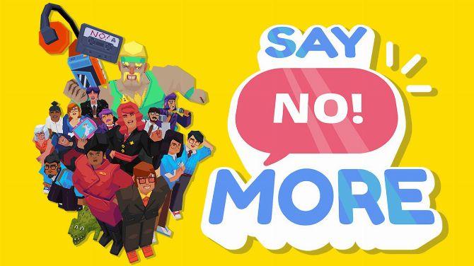 TEST de Say No! More : Le rail-shooter humoristique pas si négatif