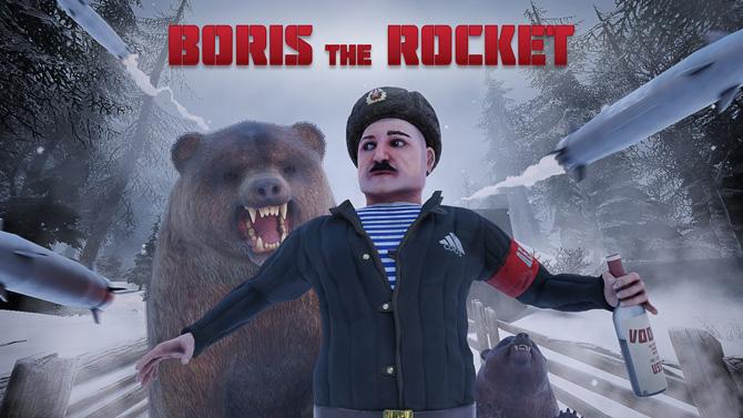 TEST de Boris the Rocket (Switch) : Une missive nucléaire ?