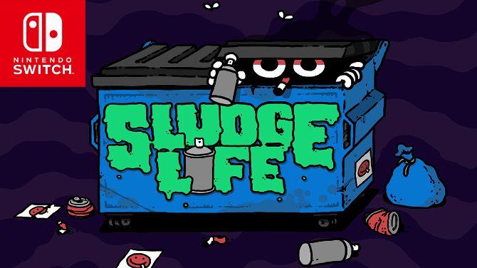 TEST de Sludge Life : Graffitis, téléphone, maison