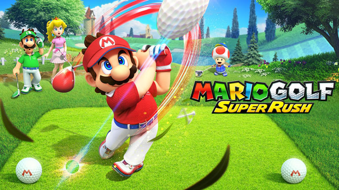 TEST de Mario Golf Super Rush : Course de fond pour un second souffle