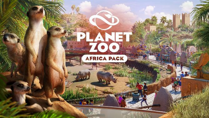 TEST de Planet Zoo Pack Afrique : Le lion n'est pas mort ce soir