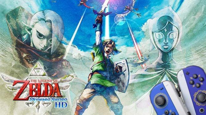 TEST de The Legend of Zelda Skyward Sword HD : L'épreuve de rattrapage