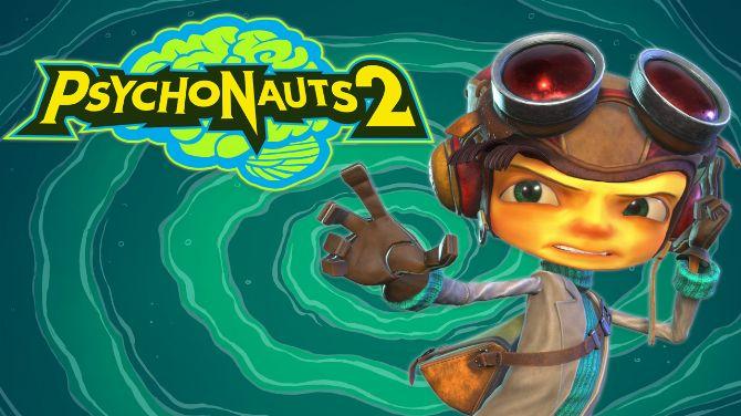 TEST de Psychonauts 2 : Un jeu qui a de l'esprit