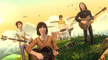 Test : The Beatles : Rock Band (Xbox 360, PS3)