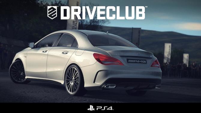 DriveClub encore repoussé, ratera le lancement PS4 au Japon