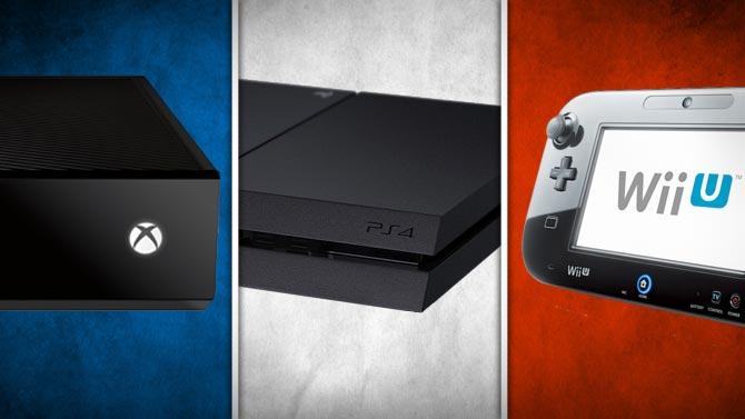 Wii U, PS4, Xbox One : bilan des ventes en France, tous les chiffres officiels