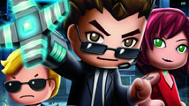 Test : MySims Agents (DS)