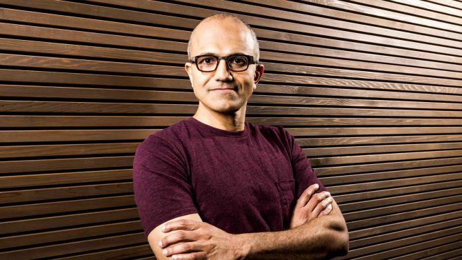 Satya Nadella, la première lettre du nouveau patron de Microsoft à ses employés