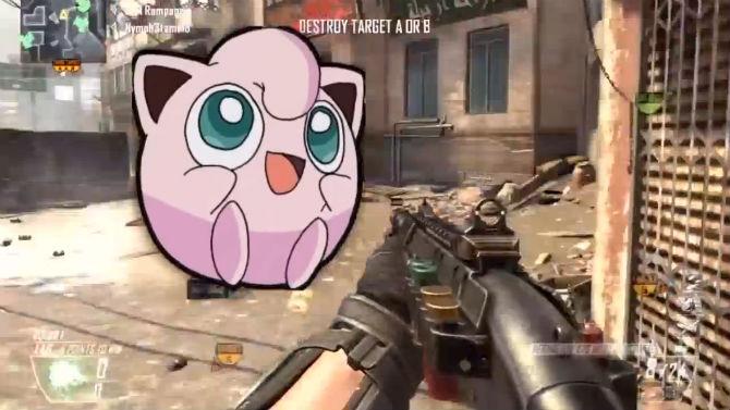 VIDEO. Quand Rondoudou trolle les joueurs de Call of Duty : Ghosts