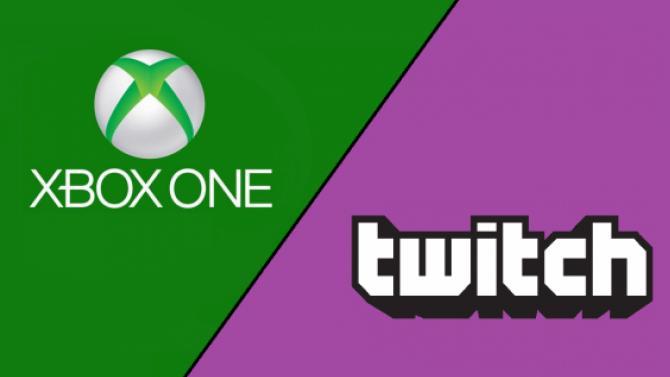Xbox One : les lives Twitch prévus pour mars