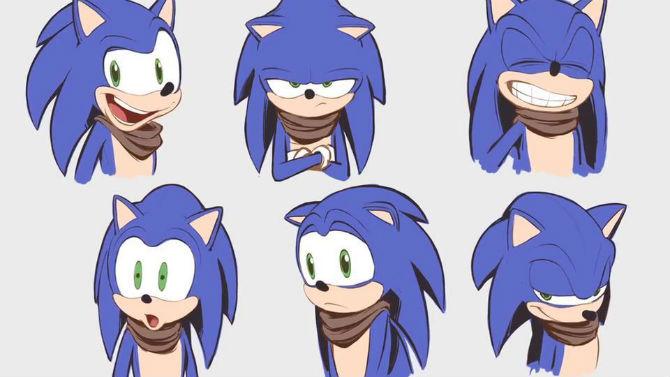 Vous n'aimez pas le nouveau design de Sonic ? Sonic Team non plus