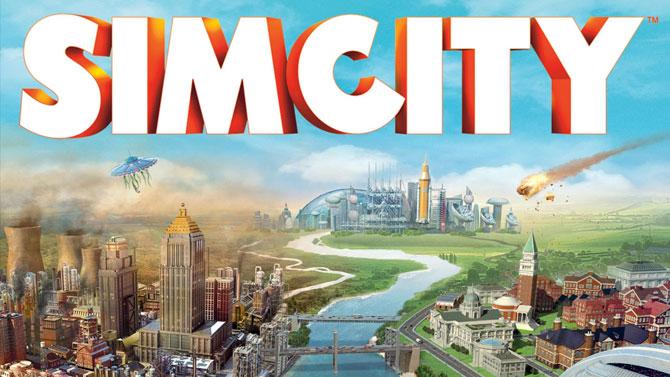 SimCity se joue désormais hors ligne