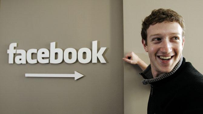 Voici le salaire de Mark Zuckerberg, patron de Facebook