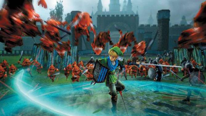 Zelda Hyrule Warriors : détails et images inédites