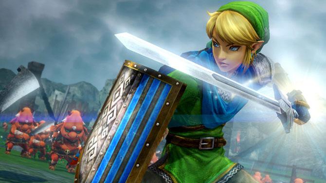 Zelda Hyrule Warriors : près de 50 nouvelles (belles) images