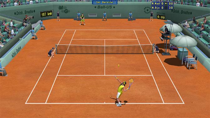 Tennis Elbow 2013, une mise à jour à point nommé