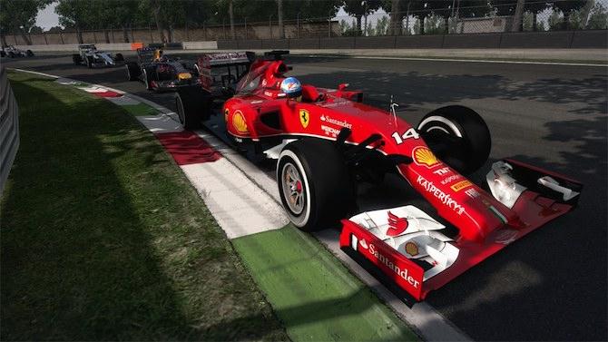 F1 2014 : premières images des nouvelles Formule 1