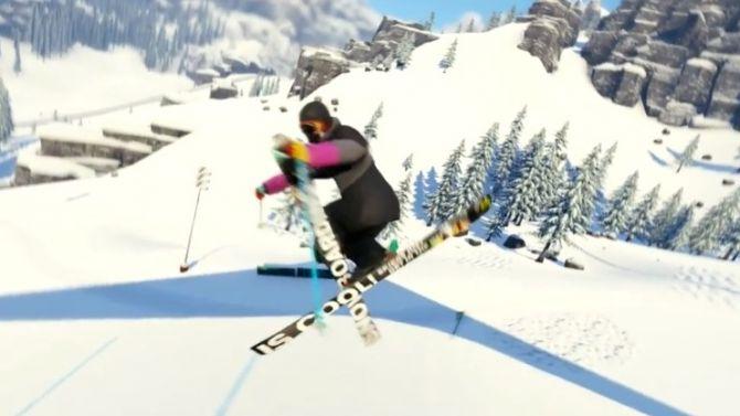 SNOW se montre sur PS4 en vidéo