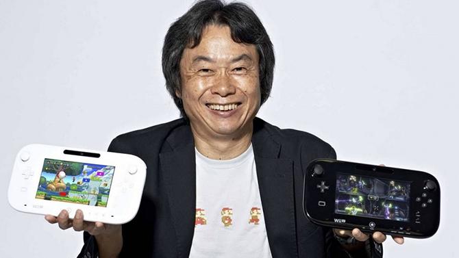 """Miyamoto : """"Nintendo va continuer de créer des consoles"""""""