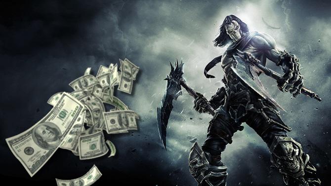 """Darksiders 2 : 50 millions pour le développement """"c'est ridicule"""""""