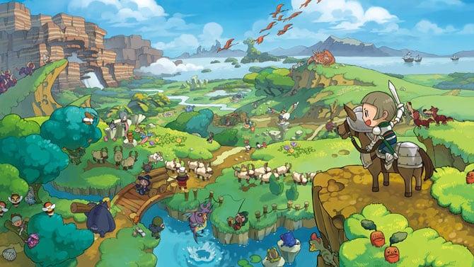 Fantasy Life 3DS s'illustre avec un trailer de lancement