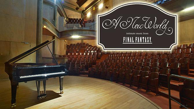 Final Fantasy : un nouveau concert à Paris (10% de réduc pour les Premium)