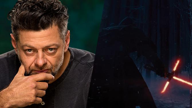 Star wars vii andy serkis parle de son personnage - Personnage star wars 7 ...