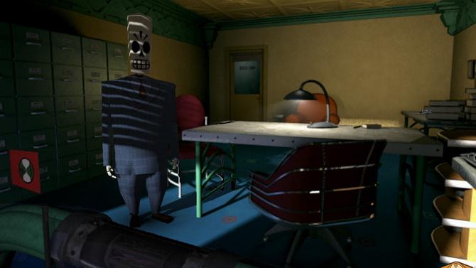 Grim Fandango Remastered en précommande sur GOG