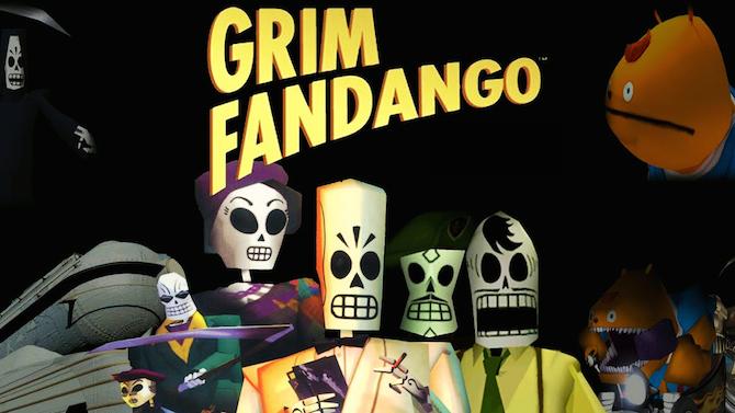Grim Fandango HD en nouvelles images remastérisées