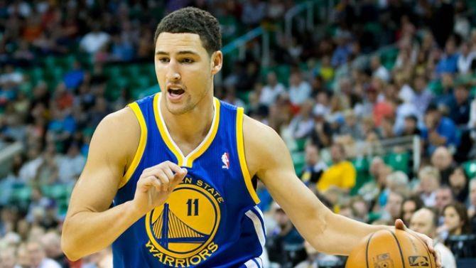 """NBA : le record de Thompson """"impossible à reproduire dans un jeu vidéo"""""""