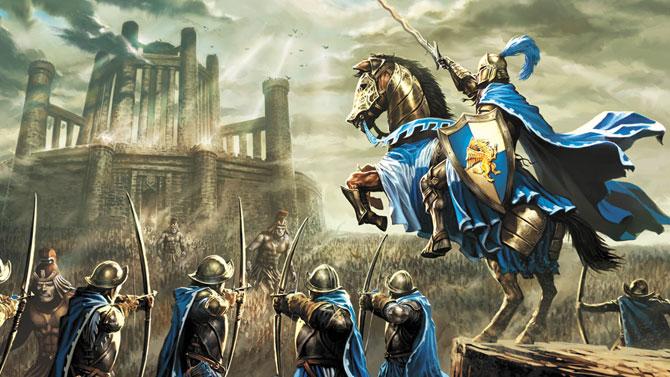 Heroes of Might & Magic III est maintenant disponible en HD