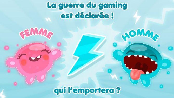 Femmes vs hommes : le duel du social gaming en chiffres