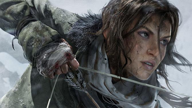 """Rise of the Tomb Raider : l'exclusivité Xbox est une """"évolution naturelle"""""""