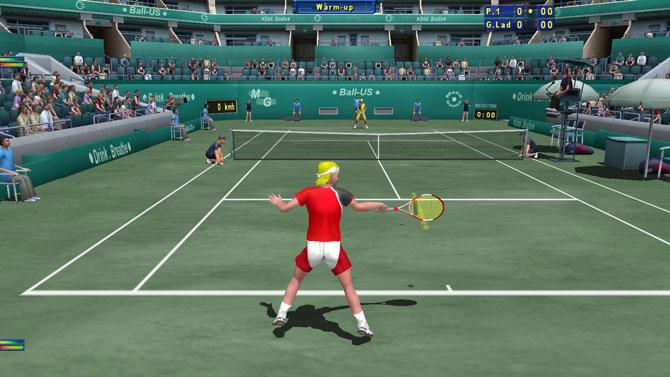 Tennis Elbow enfin disponible sur Steam