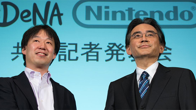 "Jeux mobiles Nintendo : Iwata parle de ""Free-to-Start"""