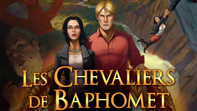 Les Chevaliers de Baphomet 5 listé sur PS4 par Amazon