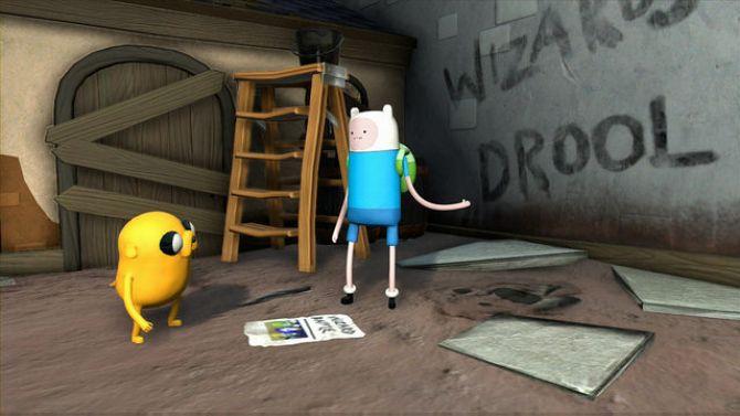 Adventure Time : Finn and Jake Investigations arrive sur PS3 et PS4