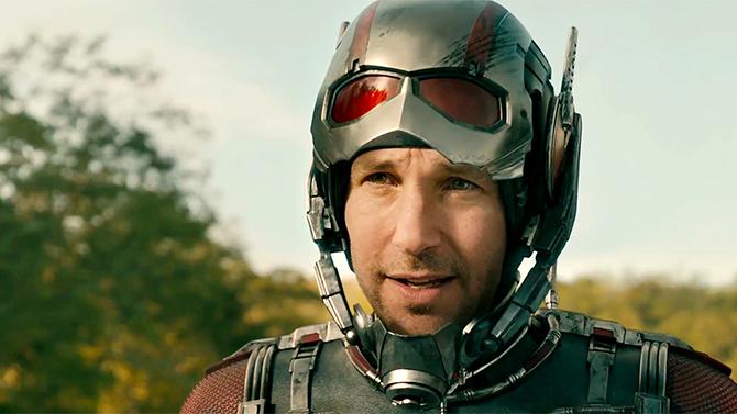 Ant-Man bientôt dans d'autres films Marvel Studios selon Paul Rudd