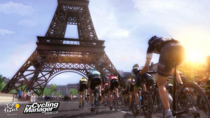 Tour de France et Pro Cycling Manager 2015 dévoilent leurs images