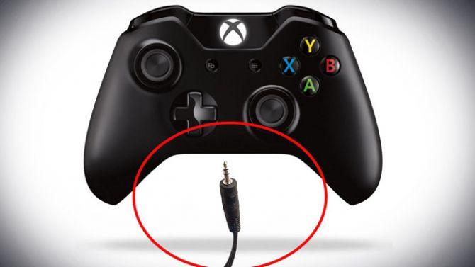 Xbox One : une nouvelle manette avec une prise jack pour écouteurs