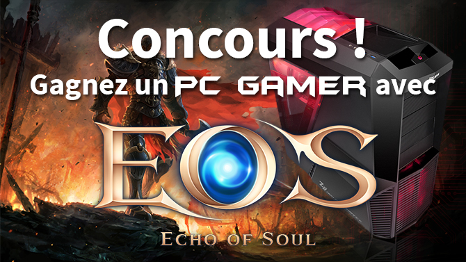 Concours EOS / PC gamer : les gagnants
