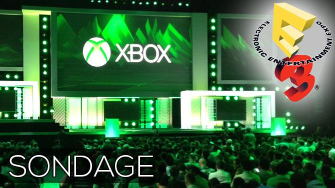 Sondage E3 : Qu'avez-vous pensé de la conférence Xbox One ?