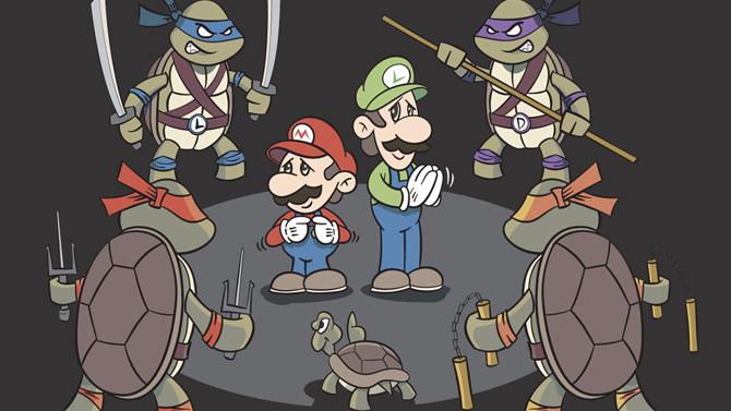 Shigeru Miyamoto explique pourquoi les ennemis de Mario sont des tortues