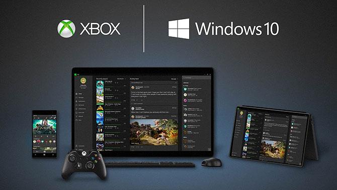 windows 10 le streaming des jeux pc sur xbox one l 39 tude. Black Bedroom Furniture Sets. Home Design Ideas