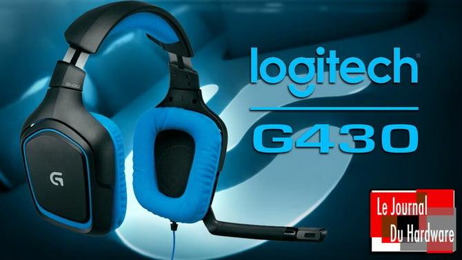 logitech casque g430 test fr yt