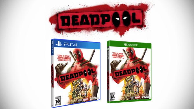 Deadpool bientôt réédité sur PlayStation 4 et Xbox One