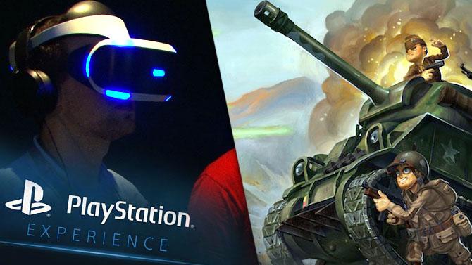 PlayStation Experience : World War Toons, on y a joué la fleur au fusil