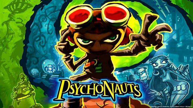 Psychonauts : Le jeu PS2 bientôt disponible sur PS4
