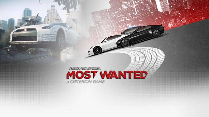 Need for Speed Most Wanted offert sur Origin