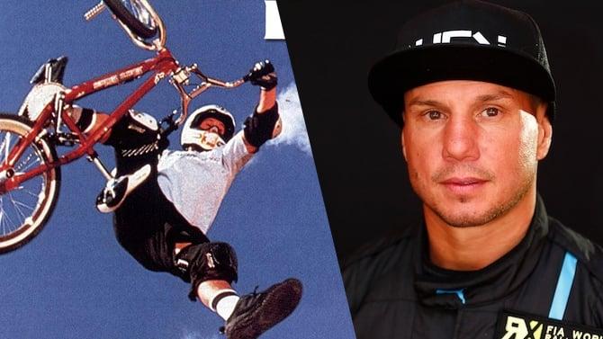Dave Mirra, légende du BMX et héros de jeux vidéo, est décédé